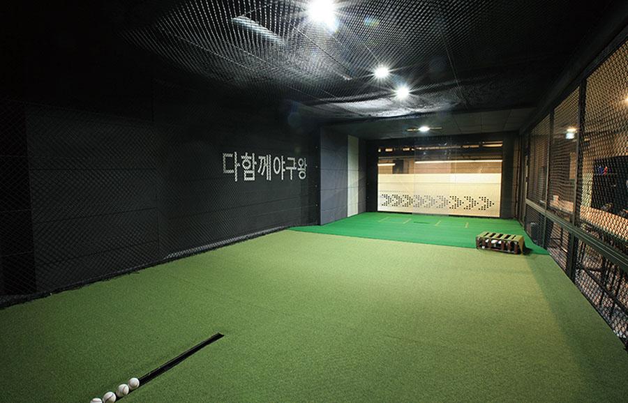 韩国模拟棒球