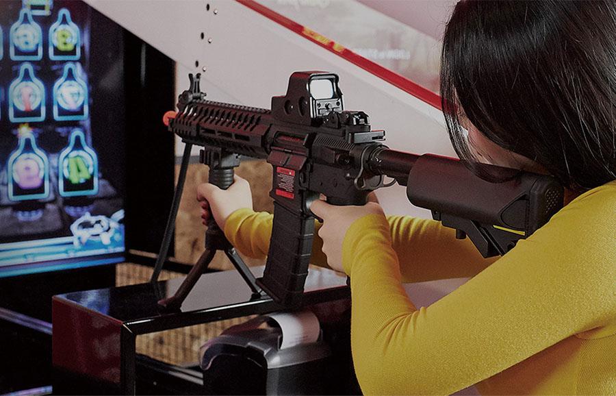 韩国红外射击