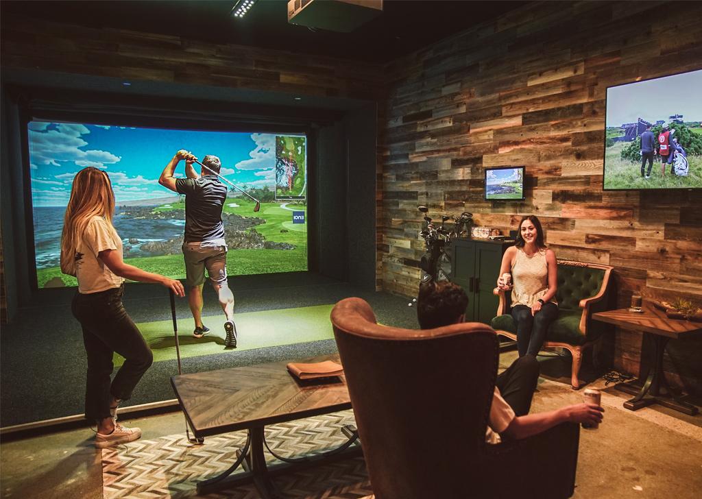 商业高尔夫模拟器-4