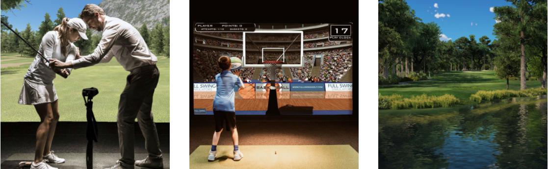 商业高尔夫模拟器-5-4