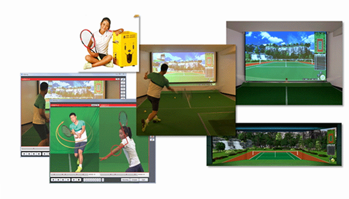 模拟网球5