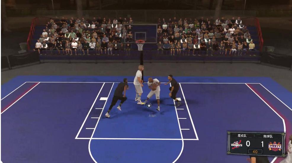 模拟篮球3
