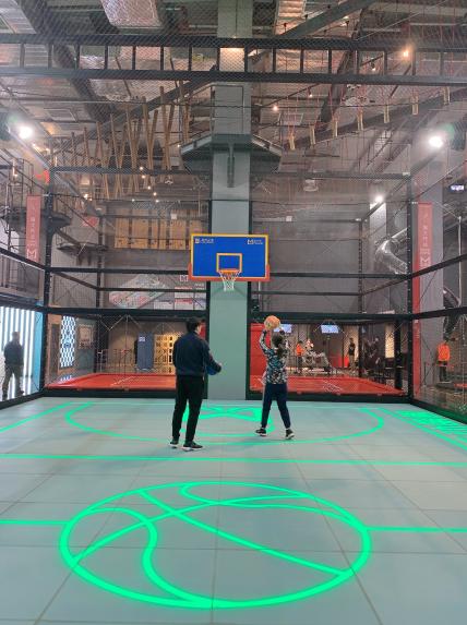 模拟篮球4