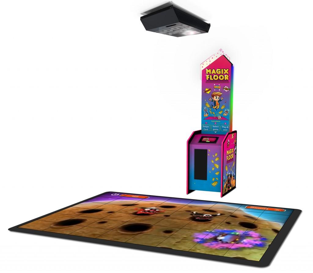 互动投影游戏1